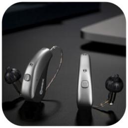 Van der Landen Hoortechniek - Widex Moment hoorapparaat