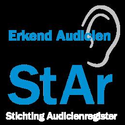Erkend StAr audicien - Van der Landen Hoortechniek